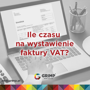 termin wystawienia faktury VAT