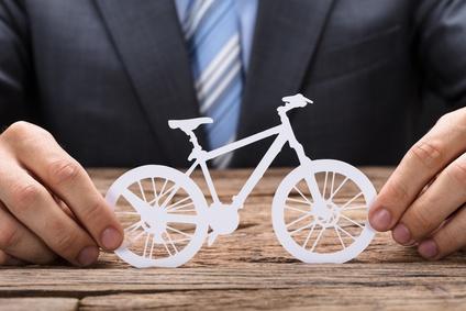 Rower firmowy