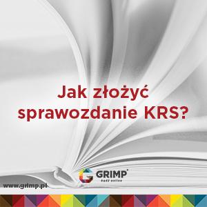składanie sprawozdań KRS instrukcja