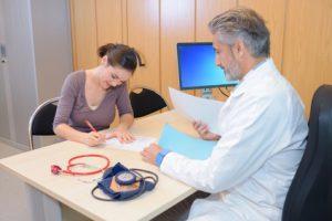 badania lekarskie w pracy