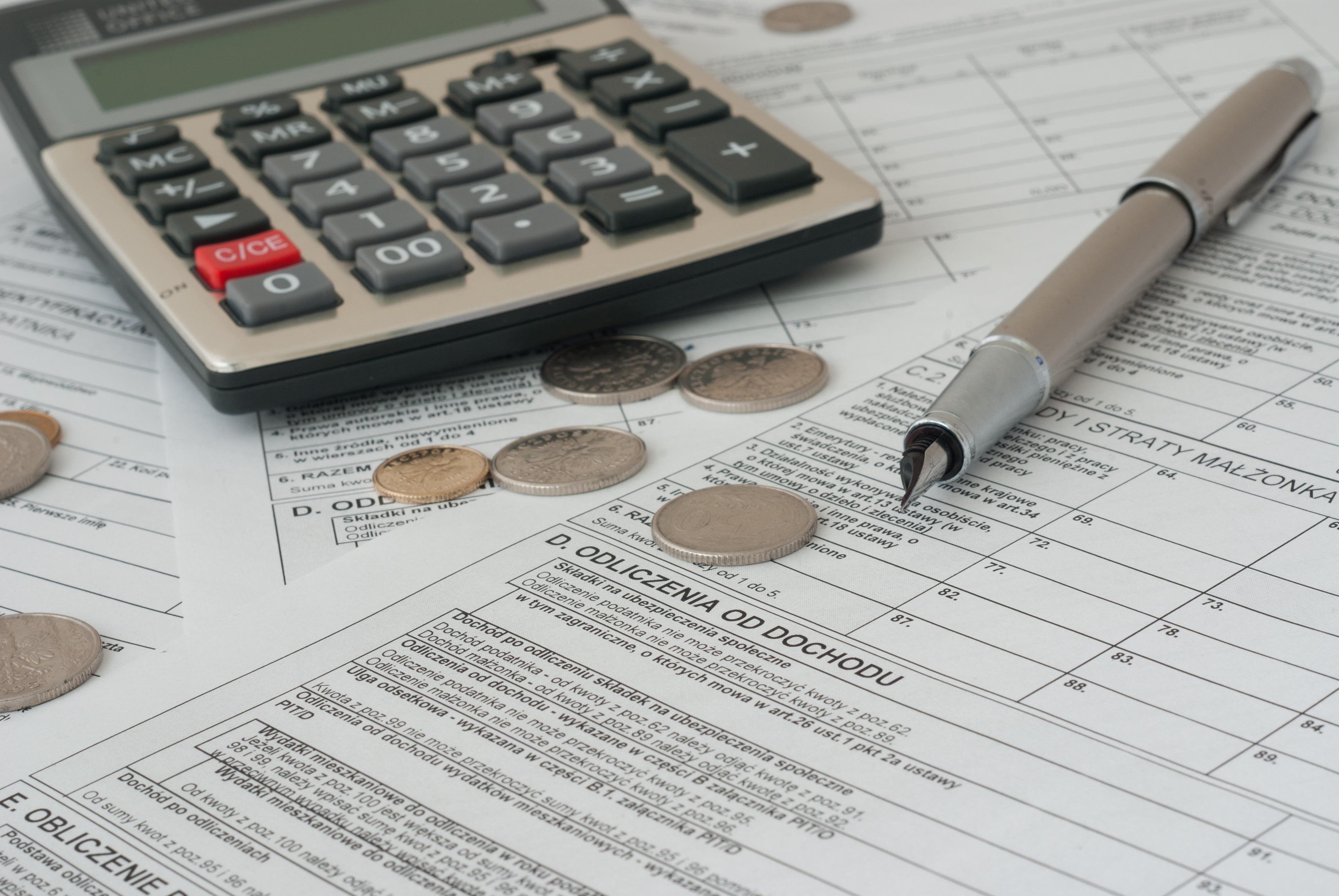 czym jest podatek liniowy?