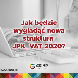 nowa struktura jpk_vat 2020